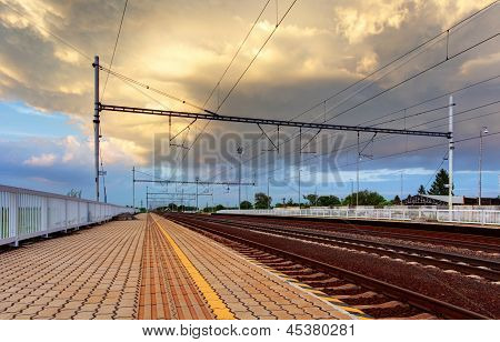 Railroad - Railway