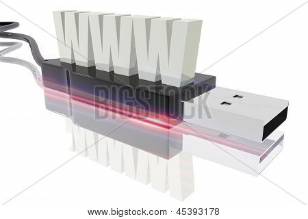 Usb Connection To Internet