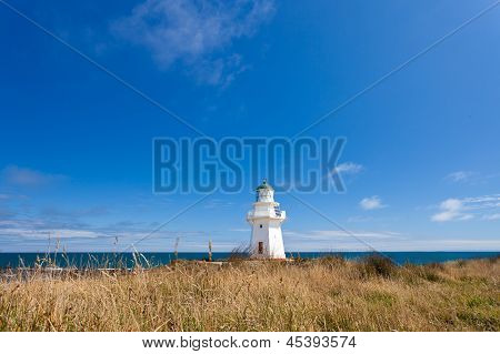 Beautiful Waipapa Point Lighthouse The Catlins NZ