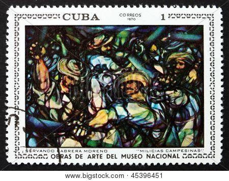 Selos Cuba 1970 milícia, por Servando C. Moreno