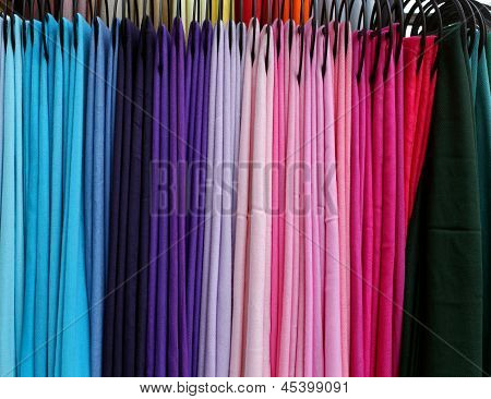 Colorful Pashmina