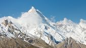 image of skardu  - Mount Masherbrum  - JPG