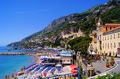 Amalfi beaches