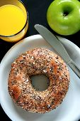 Seeded Bagel