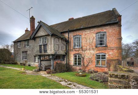 Farmhouse, Shropshire