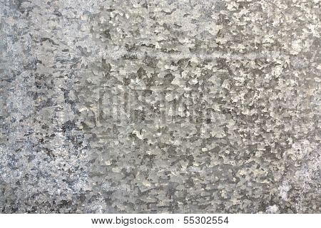 Metal plate steel background zinc galvanized sheet