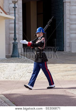 Monaco - Guardsman