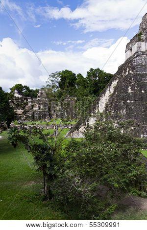 Great Jaguar Temple, Tikal, Guatemala