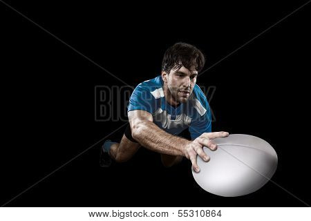 Rugby Player