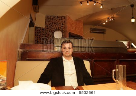 Man After Dinner