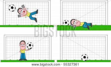 Goalkeeper Set