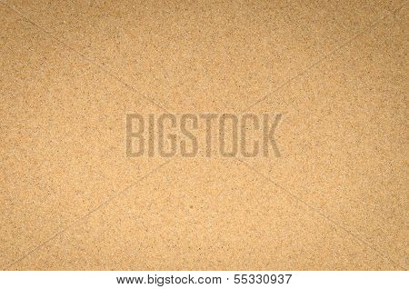 Sand Pattern Of A Beach