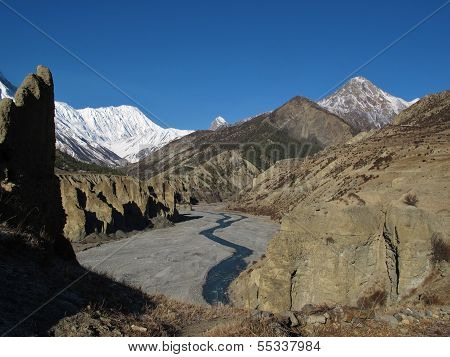 Beautiful Annapurna Conservation Area