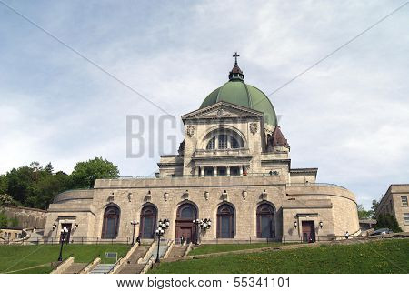 Saint Joseph's Oratory of Mount Royal, Montreal, Quebec, Canada