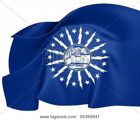 Flag Of Buffalo
