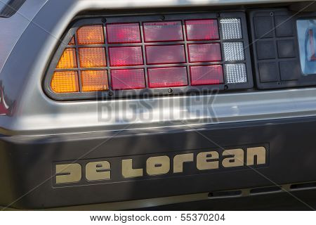 1981 Delorean Rear Lights