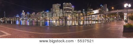 Darling Harbour Panorama