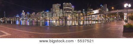 Darling Harbour Panorama