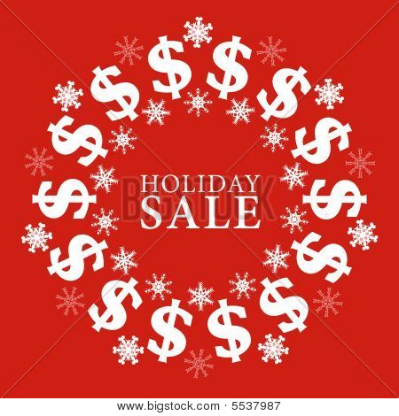 Vector Holiday Sale