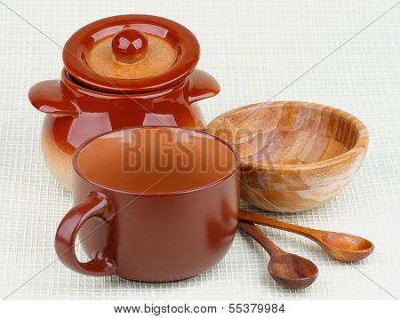 Kitchen Dish Ware