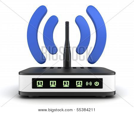 Transmitter Wi-fi