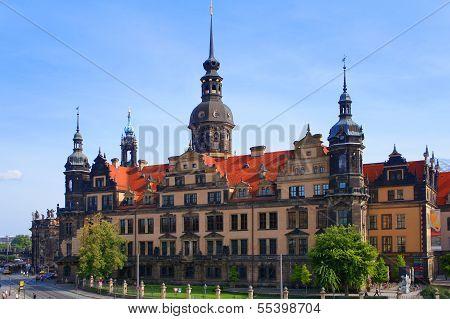 Dresden Royal Palace (Castle), Germany