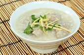 Chinese Porridge Rice