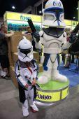 Star Wars Fan At Comic-con