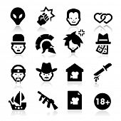 picture of manga  - Movies Genres Icons - JPG