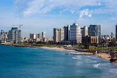 pic of israel people  - Panoramic view of Tel - JPG