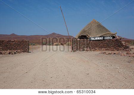 Refuge in the Desert