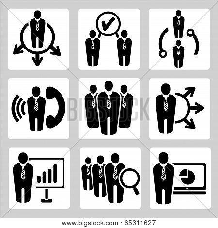 human resource icons
