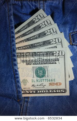 Nice money in your pocket