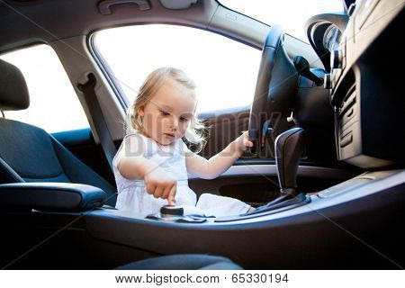 learning car school for little children