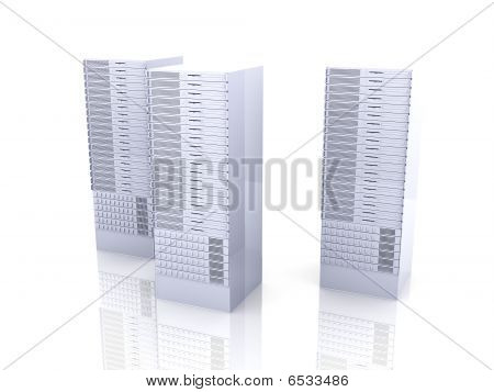 19Inch Server Towers