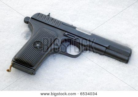 1942 Soviet Pistol