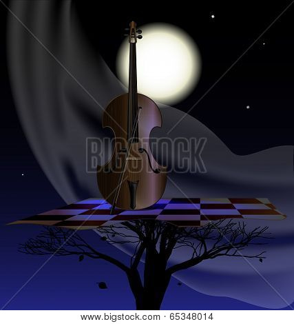 wind nightly music