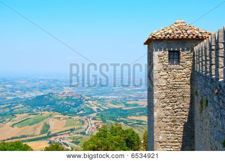 Mountains In San Marino