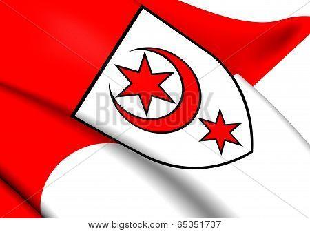 Flag Of Halle