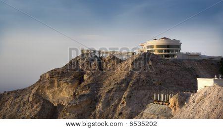 Jebel Hafeet Mountain And Palace