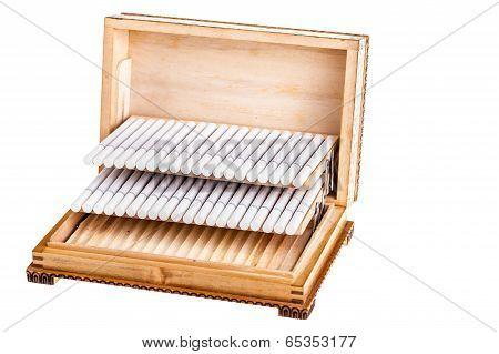 Vintage Cigarette Box