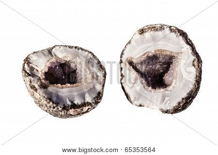 Splitted Geode