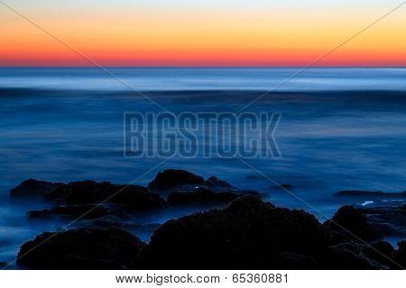 Coquina Stone Atlantic Dawn