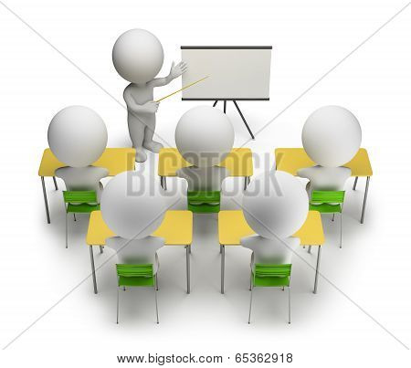 3D Small People - Training Courses