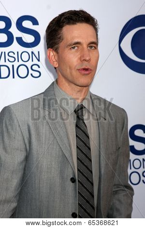 LOS ANGELES - MAY 19:  Brian Dietzen at the CBS Summer Soiree at London Hotel on May 19, 2014 in West Hollywood, CA