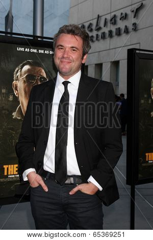 LOS ANGELES - MAY 20:  A. J. Bowen at the