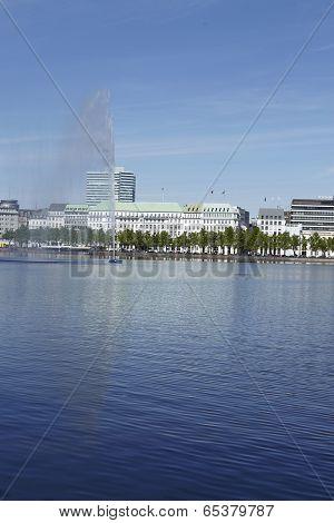 Hamburg - Inner Alster