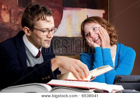 Attraction With Study Partner