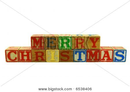 Merry Christmas Old Blocks