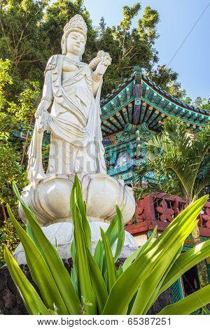 Goddes Statue
